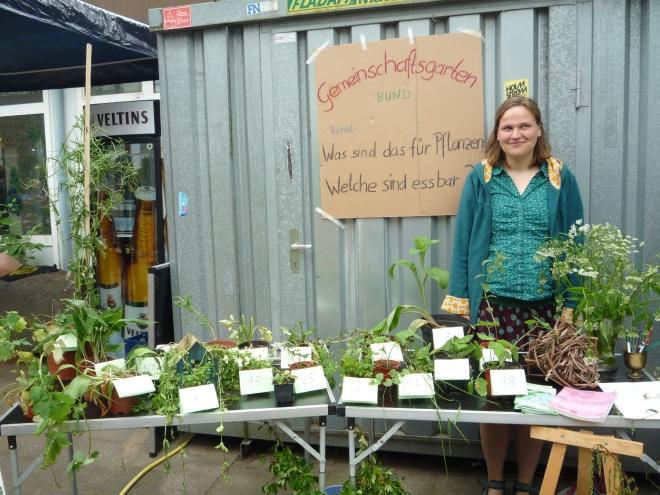 BUNDGarten mit Pflanzenquiz