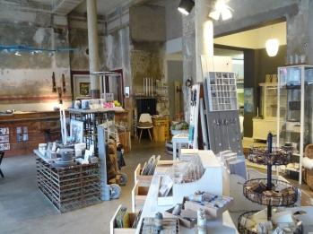 Warenhaus für Handgemachtes