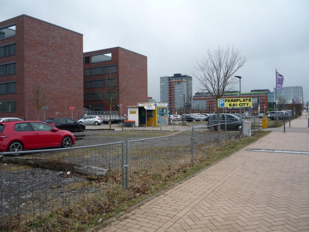 Kiel - Hörn-Bebauung